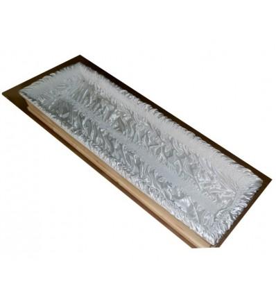 Wkład sarkofag (110cm) bez koronki z gumą