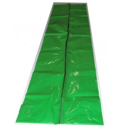 Pokrowce na zwłoki kolor zielony