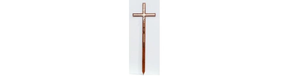 Krzyże drewniane