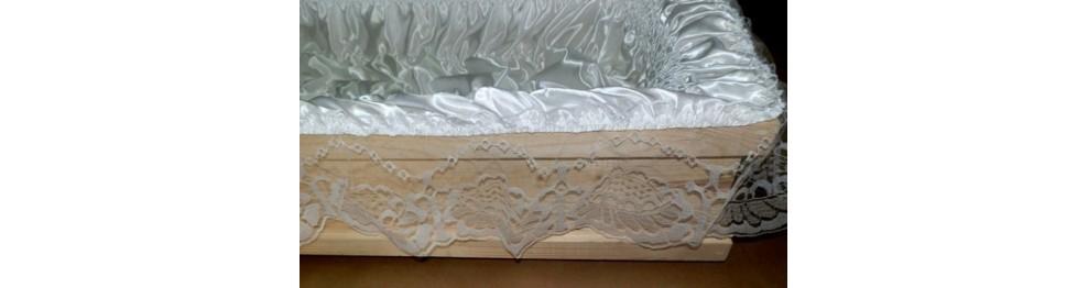 Sarkofagi z koronką