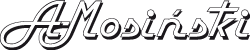 Firma A. Mosiński | Utensylia pogrzebowe
